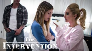The Intervention, with Aaliyah Love and  Kristen Scott from Pure Taboo