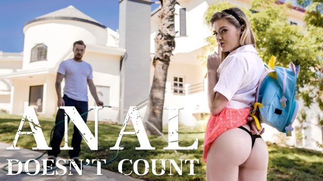 Pure Taboo free porn Anal Doesn't Count, with Chloe Foster and  Kyle Mason