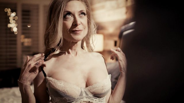 Age and Beauty free porn The Reunion, with Nina Hartley and  Justin Hunt