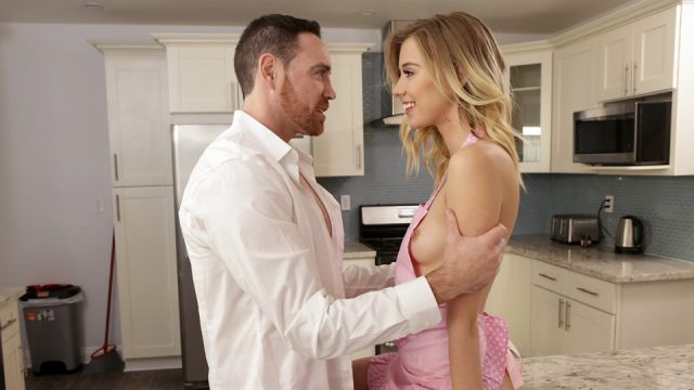Daddy's Lil Angel free porn Seducing Daddy with Haley Reed