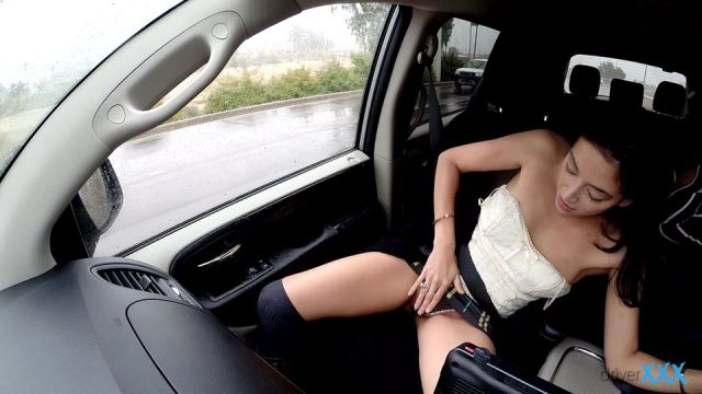 DriverXXX free porn Dripping Wet with Kimberly Gates